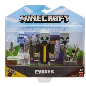 5/$25 SALE NEW Minecraft Evoker Figure